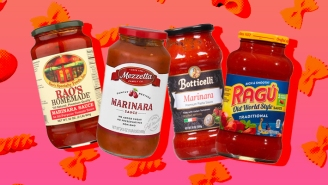 Every Grocery Store Marinara Sauce, Ranked By A Pasta Snob