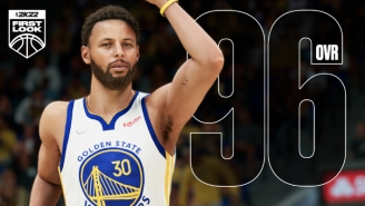 'NBA 2K22' Dropped Its First Round Of NBA And WNBA Player Ratings