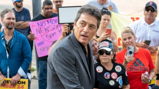 MAGA Die-Hard Scott Baio And Richard Marx Can't Stop Tearing Each Other Apart, And It's Not Going Well For Scott Baio