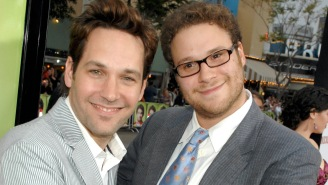 Seth Rogen's New Podcast Includes A Lovely Story About Paul Rudd Changing Someone's Life By Being A 'Nice Dude'