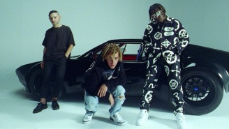 Skrillex, Justin Bieber, And Don Toliver Turn Into Solid Gold In Their Video For 'Don't Go'