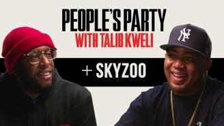 Talib Kweli & Skyzoo Talk Biggie, 9th Wonder, Ghostwriting, & Culture Vultures