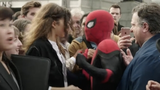 The First 'Spider-Man: No Way Home' Trailer Shows Peter Parker And Doctor Strange Messing With The Multiverse