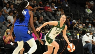 Seattle Kicked Off The WNBA's Second Half With A Win Over Connecticut In The First Commissioner's Cup