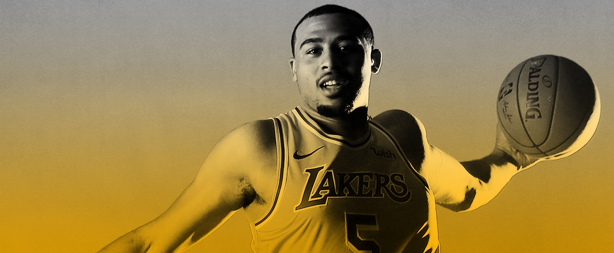 Talen Horton-Tucker Appreciates How Being On The Lakers Now 'Prepares Me For Later In My Career'