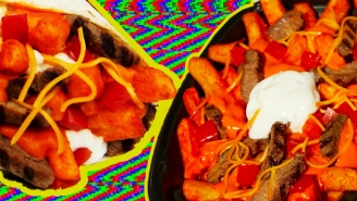 Our Review Of Taco Bell's New TRUFF Nacho Fries And TRUFF Fries Burrito