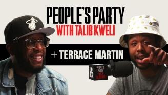 Talib Kweli & Terrace Martin Talk Jazz, ATCQ, & More