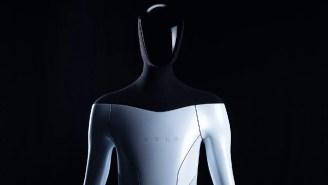 Oh, Great: Elon Musk Wants Tesla To Build Humanoid Robots Now