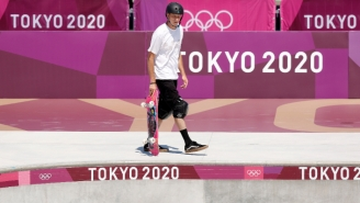 Tony Hawk Tried To Do Olympic Skateboarding Commentary On IG But Got Threatened With Copyright Infringement And Stopped