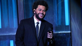 The Weeknd's Upcoming Video For 'Take My Breath' Was Pulled From IMAX Theaters Due To Epilepsy Concerns