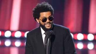 The Weeknd Teases Some Thumping New Music In His 'The Dawn Is Coming' Video