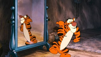 People Couldn't Believe A Viral TikTok Video In Which A 'Karen' Harasses A Neighbor Over A Flag That Depicts Tigger From 'Winnie The Pooh'