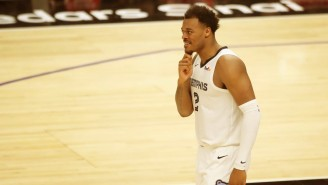 Grizzlies Center Xavier Tillman Is Growing By 'Controlling The Controllable'