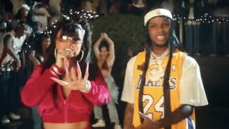 Toosii And Latto Take Things Back To The 2000s With A Nostalgic Video For '5'5′