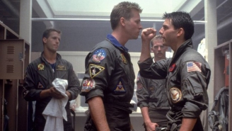 Tom Cruise Was 'Adamant' That If He Was Going To Do 'Top Gun: Maverick,' Val Kilmer Had To Return As Iceman