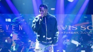 Travis Scott Partners With A24 To Produce A Film Reportedly Inspired By His Upcoming Album 'Utopia'
