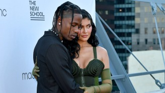 Travis Scott Is Reportedly Expecting His Second Child With Kylie Jenner