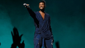 Usher Says He's 'Happy' T-Pain Spoke Out About Their Alleged Auto-Tune Conversation