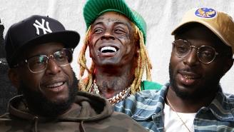 Isaiah Rashad And Talib Kweli Discuss Hip-Hop's Most Entertaining MCs