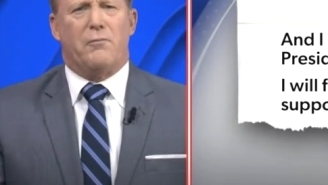 Sean Spicer Unleashed A Hilariously Whiny Rant In Which He Threatened To Sue Biden For Firing Him From A Job He's Not Qualified For