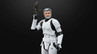 'Star Wars' Is Releasing A George Lucas Stormtrooper Action Figure To Honor The Creator's Legacy