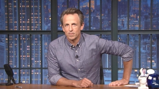 Seth Meyers Paid Touching Tribute To Fellow Former 'Weekend Update' Host Norm Macdonald: 'He Was The Gold Standard'