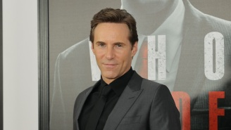 Alessandro Nivola Is Surprised, Too, That He's The Lead In 'The Many Saints Of Newark'