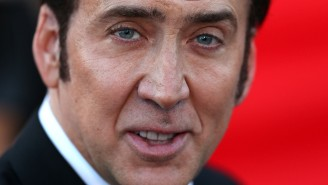 Nicolas Cage Explains Why He Refuses To See His Latest 'Whacked-Out Trip' Of A Movie