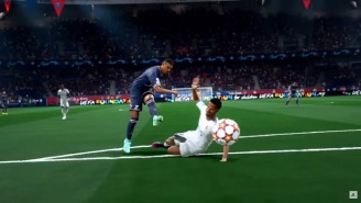 Lionel Messi Tops The Highest Overall Player Ratings In 'FIFA 22'