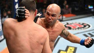 Robbie Lawler TKO'd Nick Diaz In Their Return Bout At UFC 266