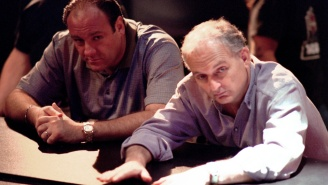 David Chase Says James Gandolfini Referred To Writers For 'The Sopranos' As 'Vampires' Because They 'Would Steal From The Actors' Real Lives'