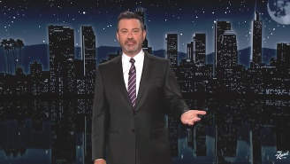 Jimmy Kimmel Cannot Get Over Kim Jong-Un's Dramatic Weight Loss: 'Somebody Had A Hot Girl Summer!'