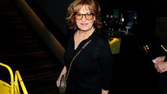 'The View' Co-Host Joy Behar Thinks The Texas Abortion Ban Is Akin To 'Taliban in America'