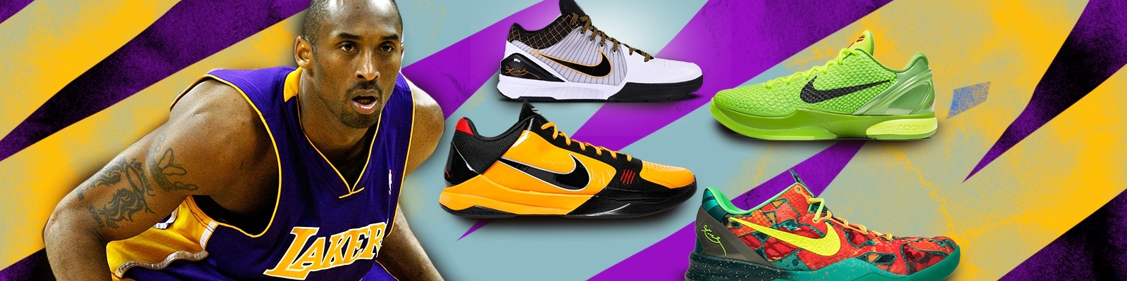 The 10 Best Kobe Bryant Signature Nikes Of All Time