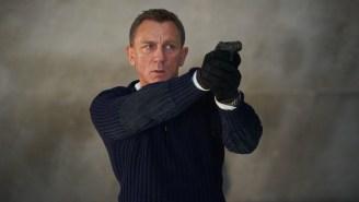 James Bond Is Back In 'No Time To Die,' A Devilishly Absurd 007 Adventure