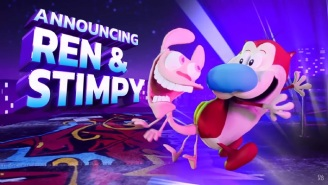 Ren And Stimpy Are Joining The 'Super Smash Bros.' Clone 'Nickelodeon All-Star Brawl'