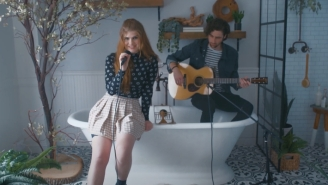 Catie Turner's 'Songs From The Bathroom Floor' Series Is As Intimate As It Gets