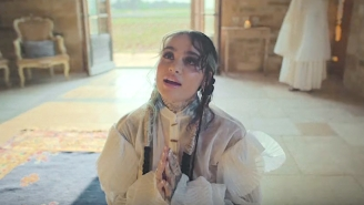 Kehlani Puts Her Crush On An 'Altar' In Her Cottagecore-Inspired Video