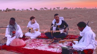 Mdou Moctar's 'Afrique Victime' Documentary Shows The Danger Of Making Music Under Boko Haram's Control