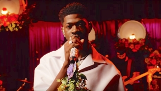 Lil Nas X Begs To Keep His Man In A Mesmerizing Cover Of Dolly Parton's 'Jolene' On BBC's Live Lounge