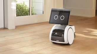 Amazon's Announced A New Robot That Will Follow You Around The House, And The Jokes Almost Write Themselves