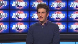 'Jeopardy!' Champ Matt Amodio Has A Winning Outlook On The Show's Hosting Fiasco