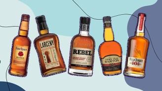 Bartenders Share Their Favorite Bourbon Whiskeys Under $30