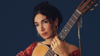Bedouine Channels Joni Mitchell On The Vintage-Minded Video For 'The Solitude'