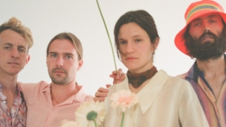 Big Thief Share A Toe-Tapping Folk Jam, 'Certainty'