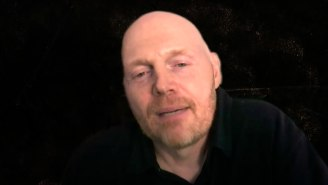 Bill Burr Hopes COVID Gets Even Deadlier So That It Kills More 'Mouth-Breathing Morons'