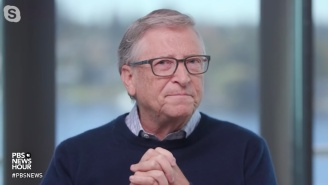 Bill Gates Squirmed Awkwardly In A PBS Interview When Asked About His Relationship With Jeffrey Epstein