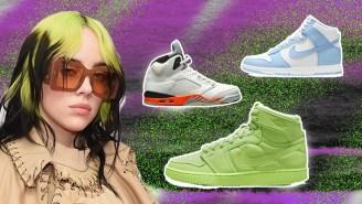 SNX: Starring Billie Eilish's Sneaker Debut