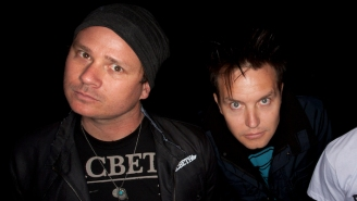 Tom DeLonge Says His Relationship With Mark Hoppus Improved Significantly After The Cancer Diagnosis