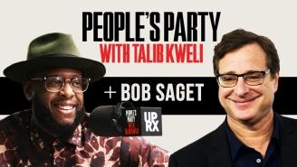 Talib Kweli & Bob Saget On 'Full House,' Richard Pryor, Olsens, Cancel Culture